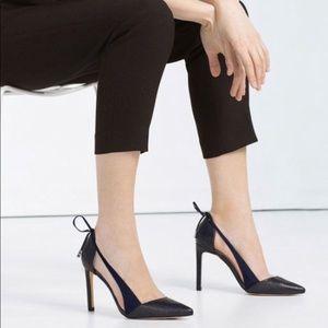 GORGEOUS Zara stilettos - size 37 EUR